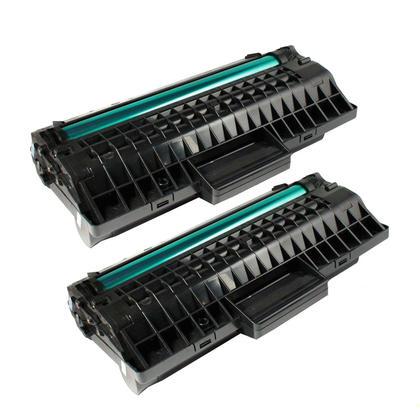 Compatible Samsung MLT-D109S cartouche de toner noire - boite economique - 2/paquet