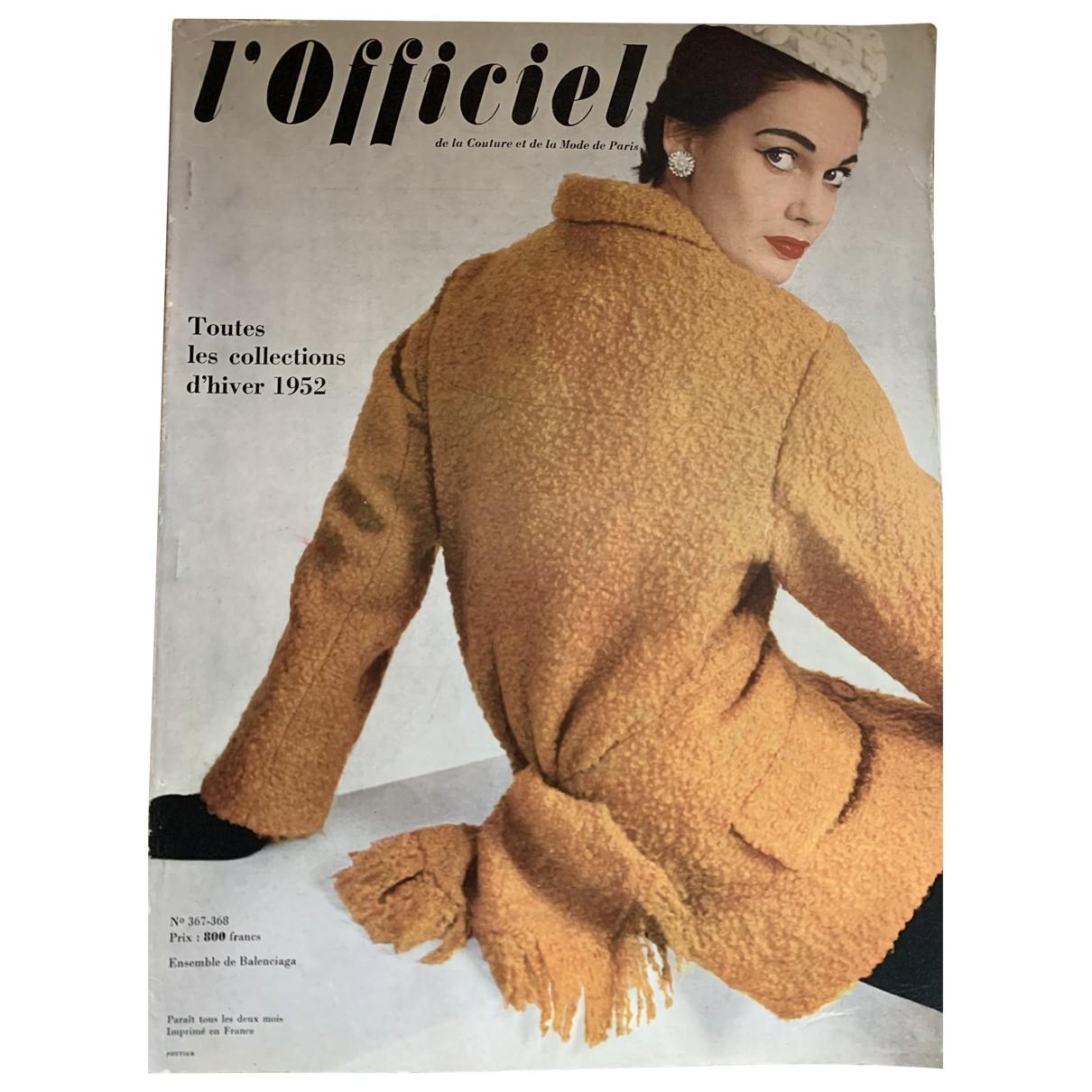 - Mode   pour lifestyle en coton - multicolore