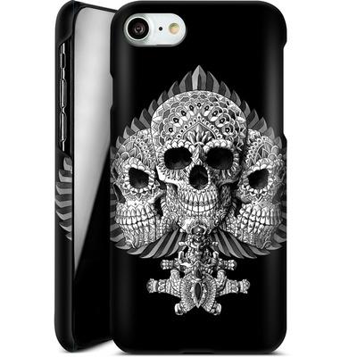 Apple iPhone 8 Smartphone Huelle - Skull Spade von BIOWORKZ
