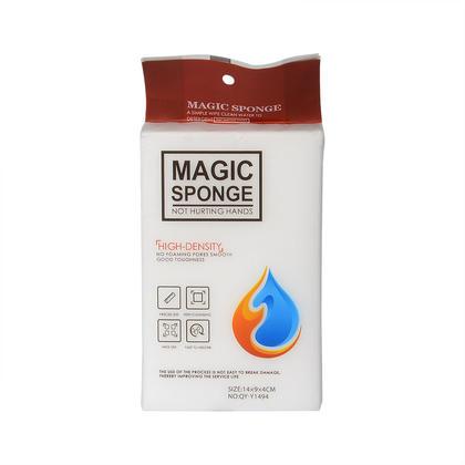 Gomme de nettoyage multi-surfaces en éponge magique à haute densité