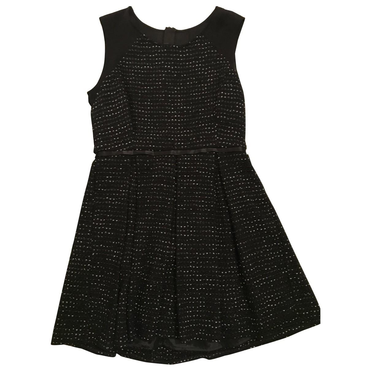 Markus Lupfer \N Kleid in  Schwarz Baumwolle