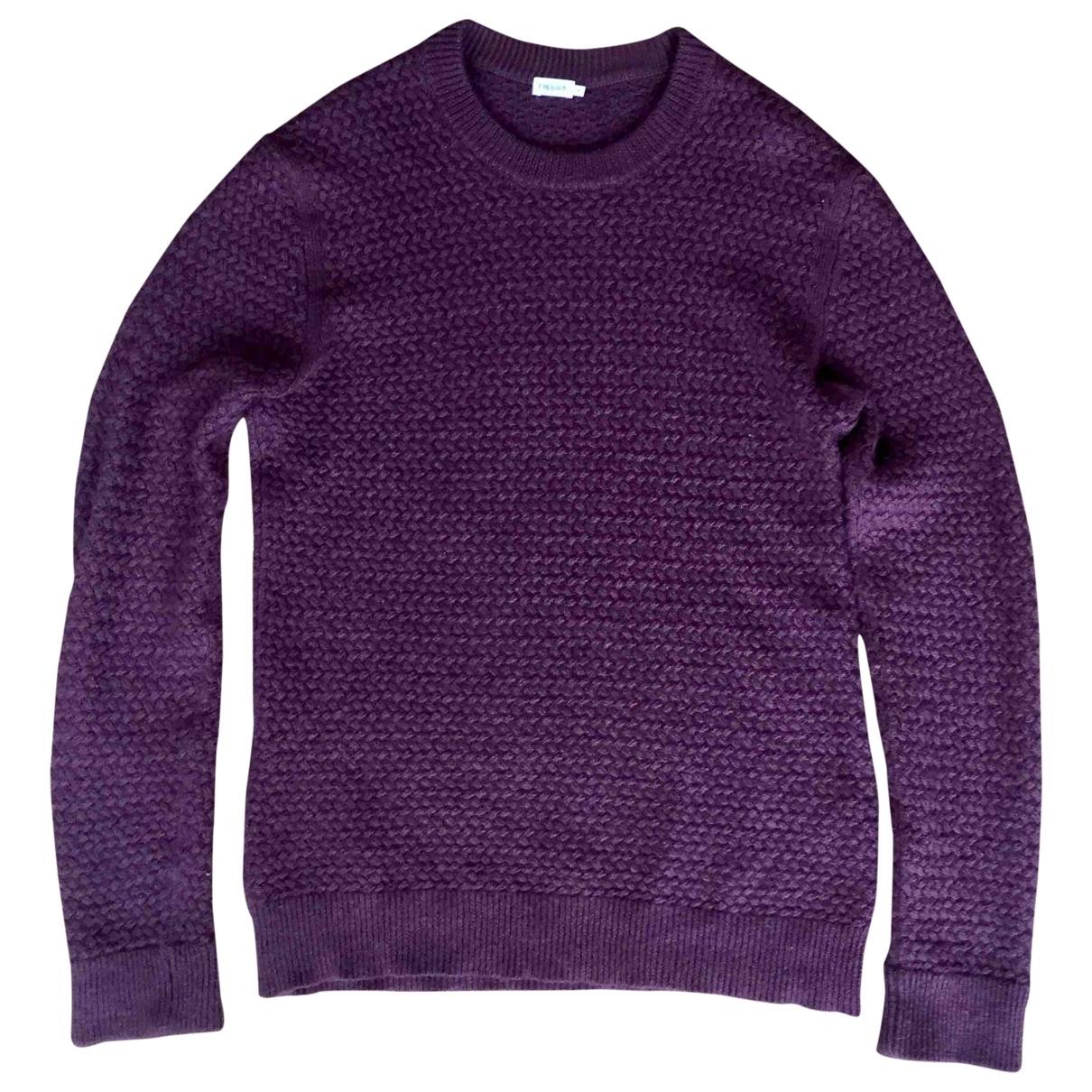 Filippa K \N Pullover.Westen.Sweatshirts  Bordeauxrot