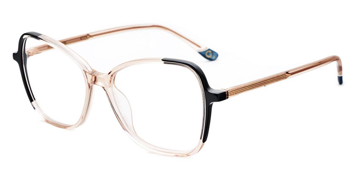 Etnia Barcelona Rose COBK Women's Glasses Brown Size 52 - Free Lenses - HSA/FSA Insurance - Blue Light Block Available