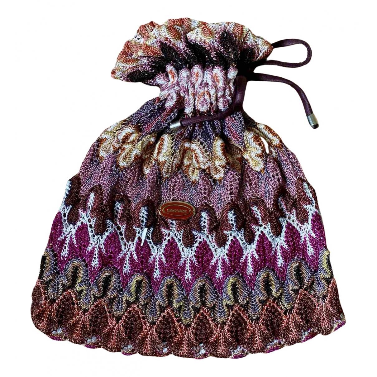 Missoni \N Kleinlederwaren in  Bunt Wolle