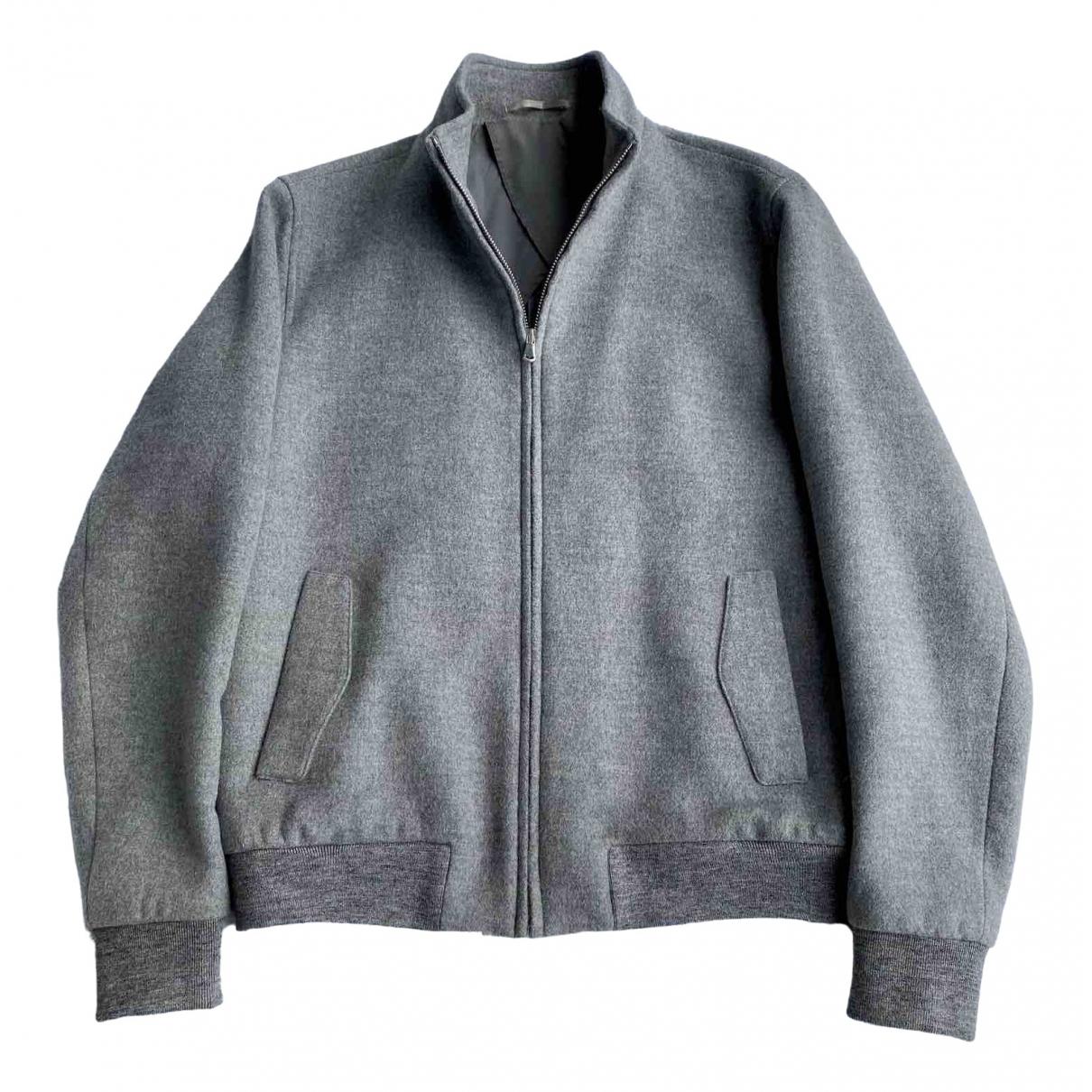 Reiss - Vestes.Blousons   pour homme en laine - gris