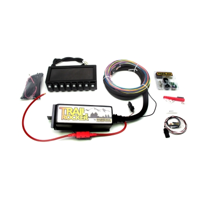 Painless Wiring Trail Rocker System - 57040