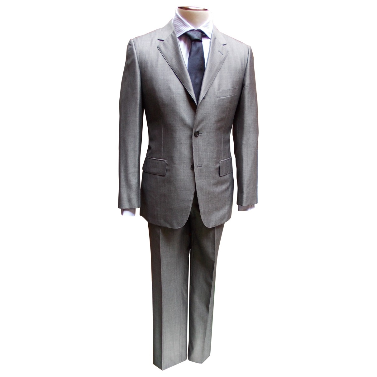 Gucci \N Grey Wool Suits for Men 50 IT