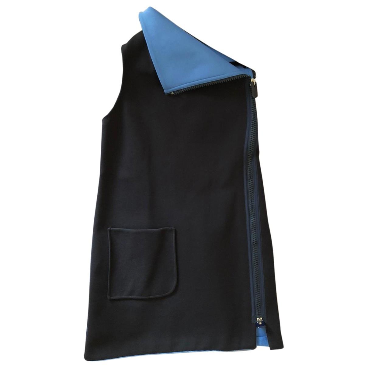 Calvin Klein Collection \N Kleid in  Blau Polyester
