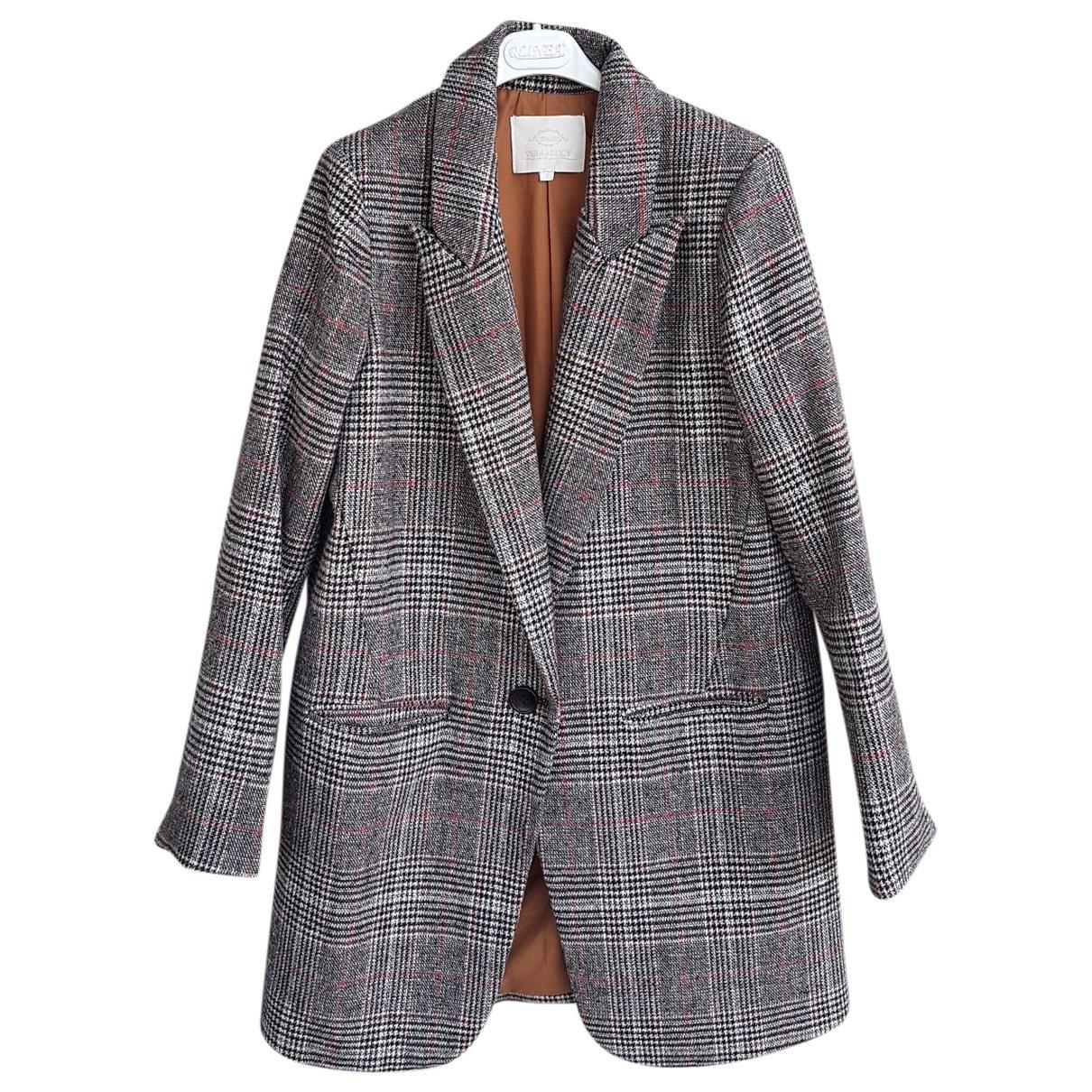 - Manteau Oversize pour femme en coton