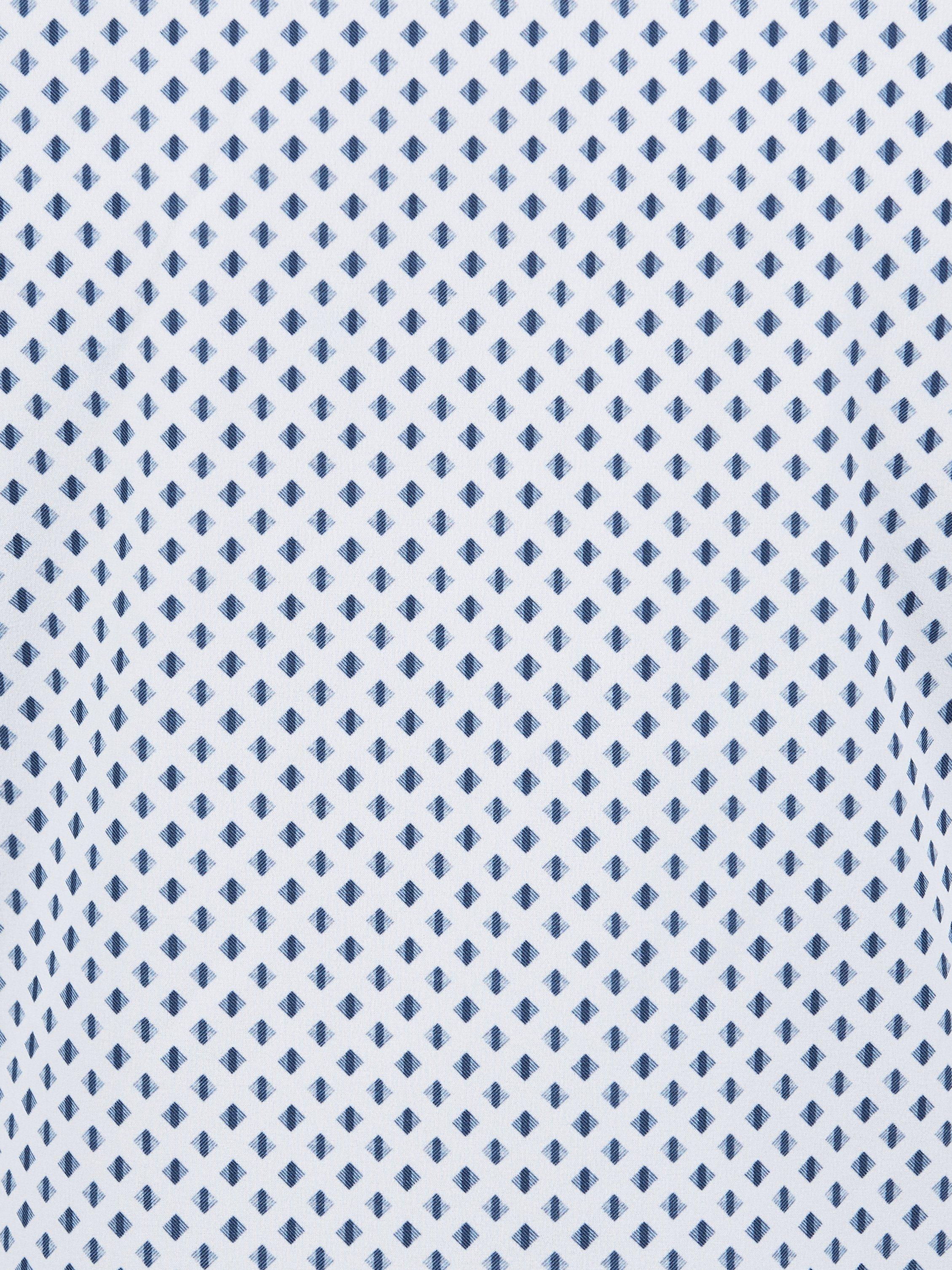 Einstein Pattern White