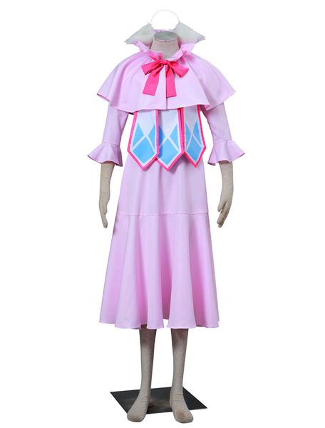 Milanoo Fairy Tail Mavis Vermilion Halloween Kawaii Cosplay Costume Halloween