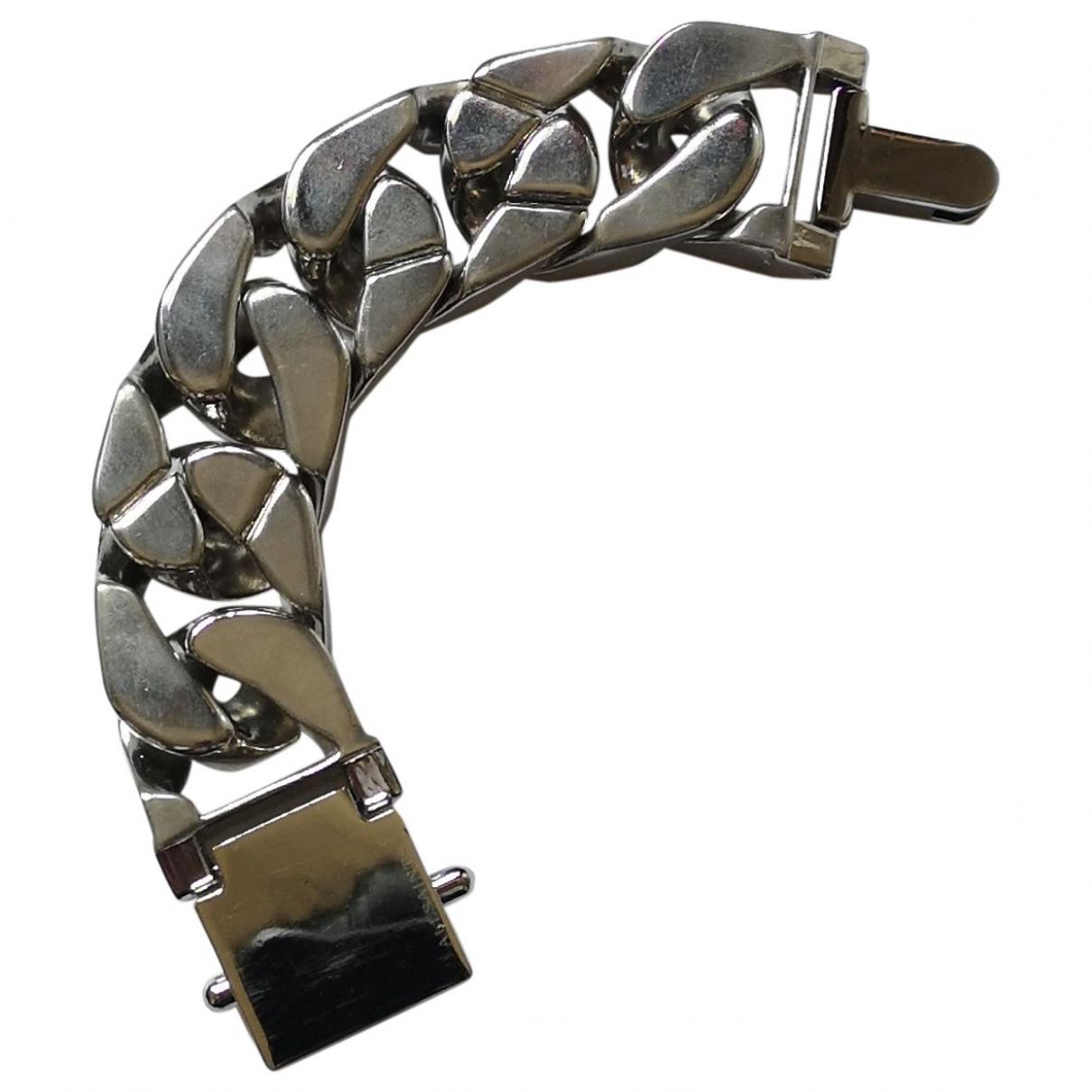 All Saints \N Silver Steel bracelet for Women \N