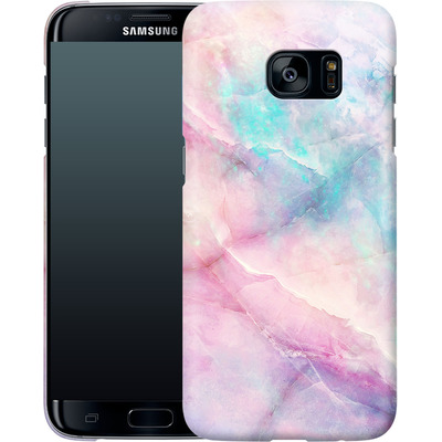 Samsung Galaxy S7 Edge Smartphone Huelle - Iridiscent von Emanuela Carratoni