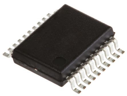 Maxim Integrated MAX147BEAP+, 12 bit ADC 8-Channel Differential, Single Ended Input, 20-Pin SSOP (66)