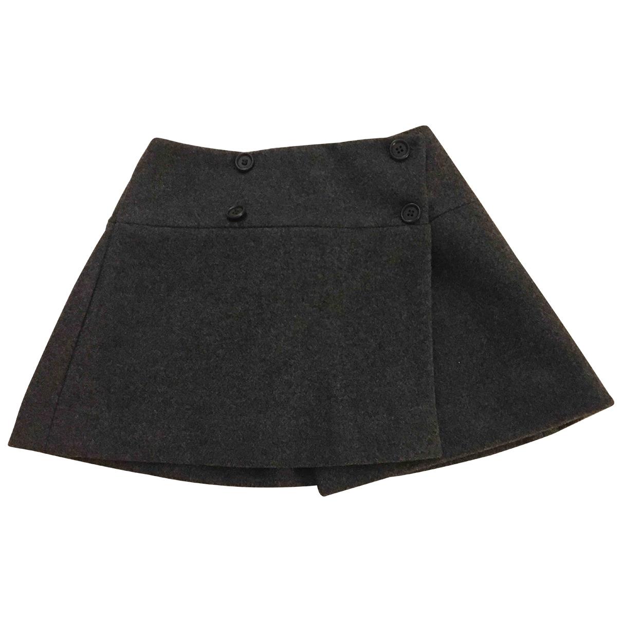 Mini falda de Lana Bonpoint