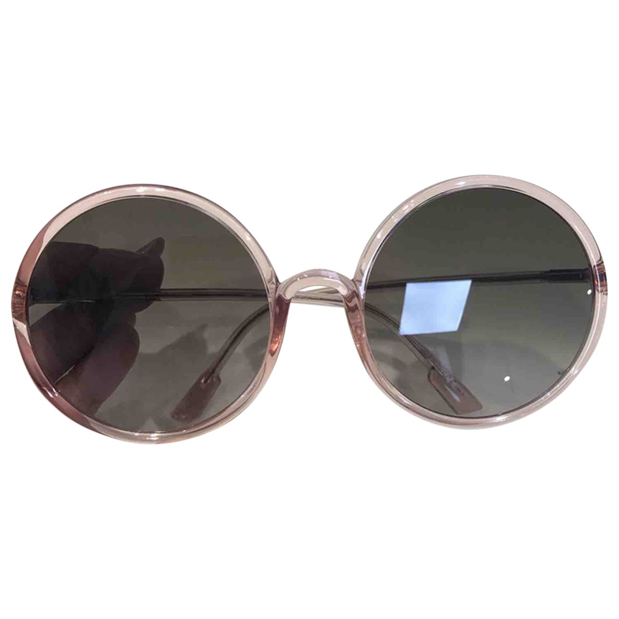 Dior \N Pink Sunglasses for Women \N