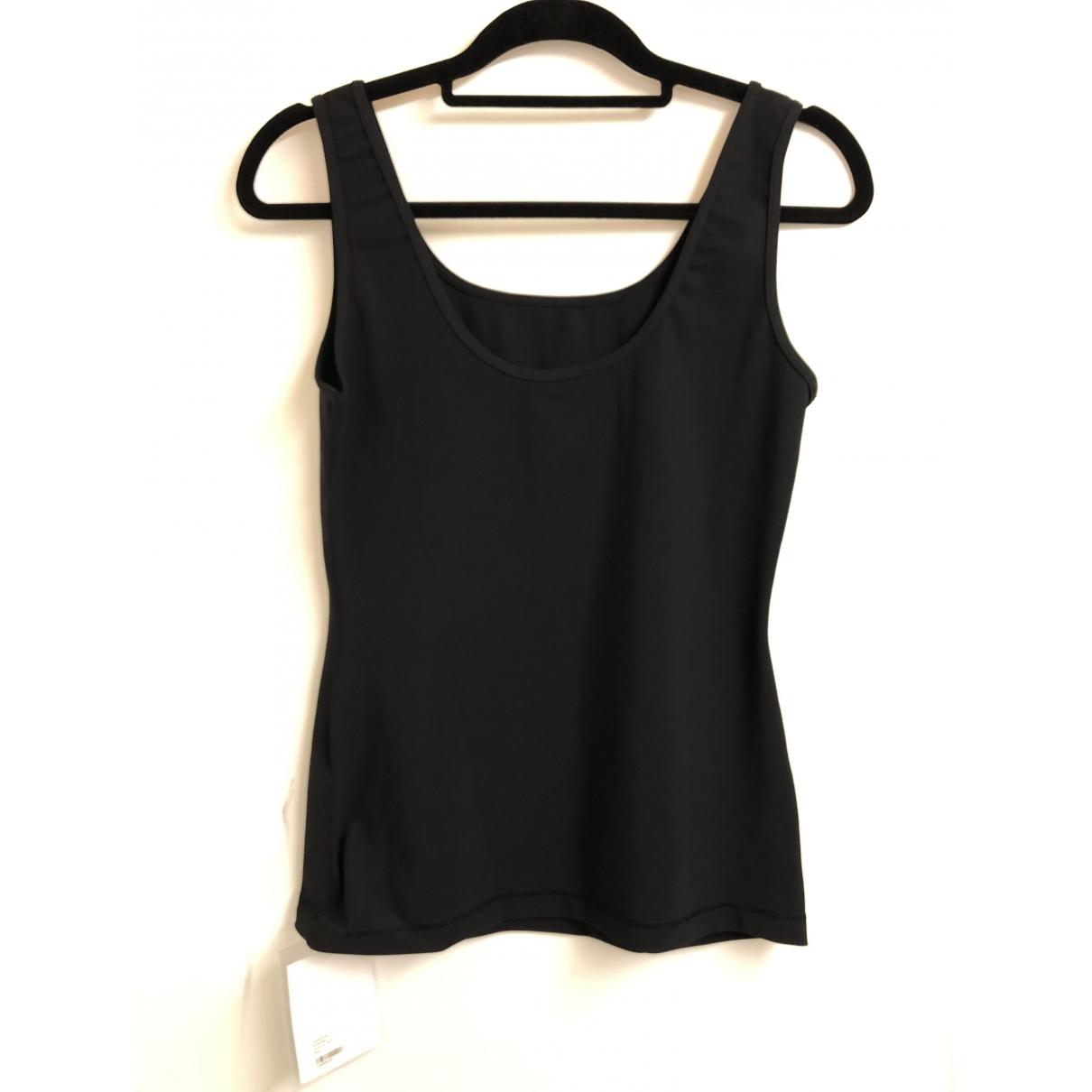 Wardrobe Nyc \N Top in  Schwarz Polyester
