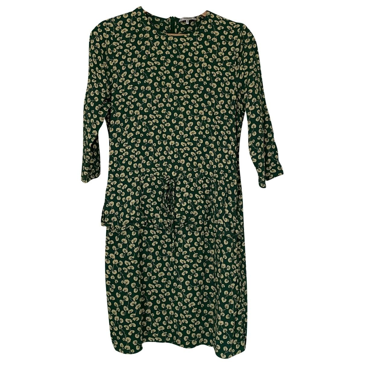 Mini vestido Ganni