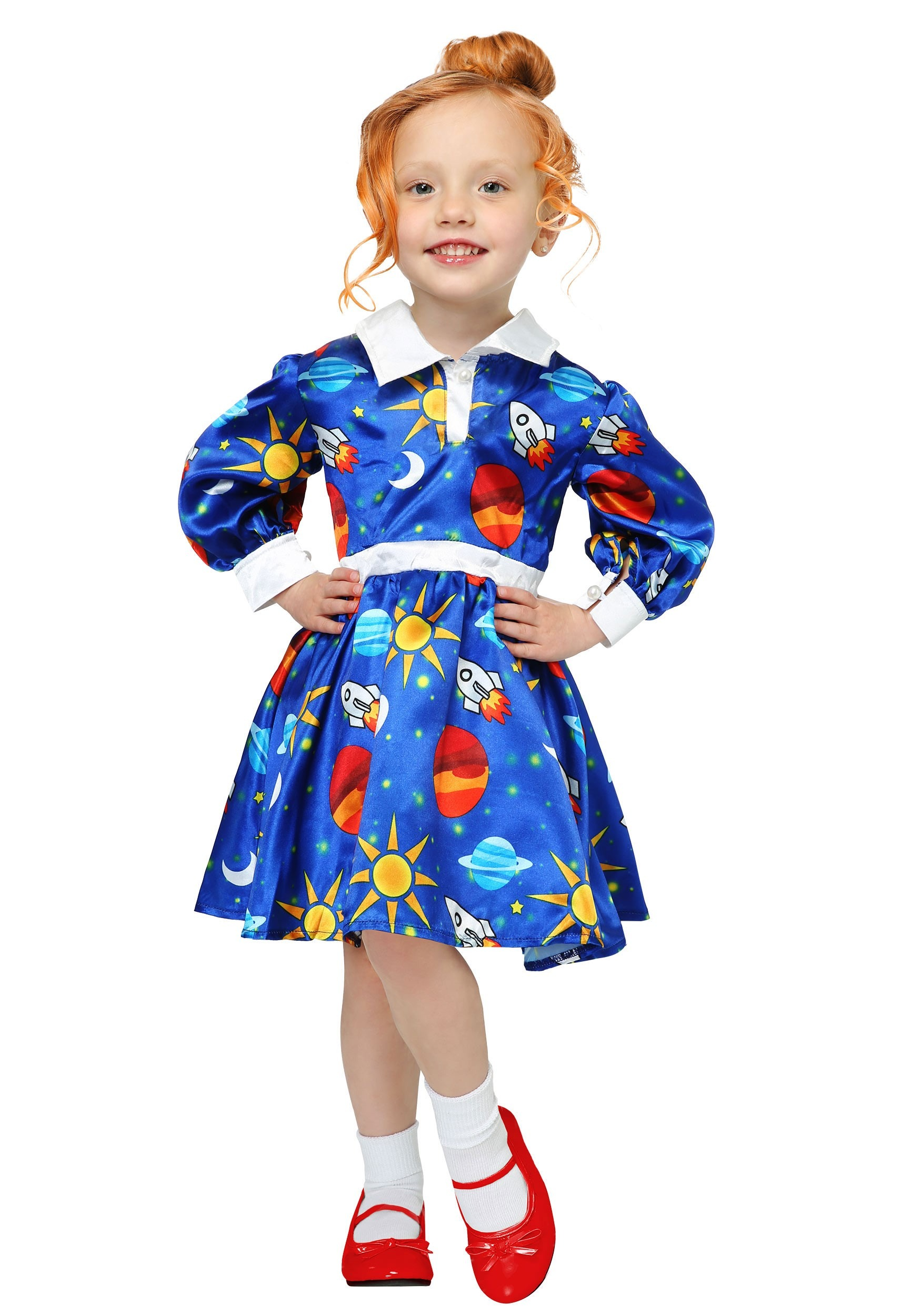 Magic School Bus Ms. Frizzle Costume for Toddlers