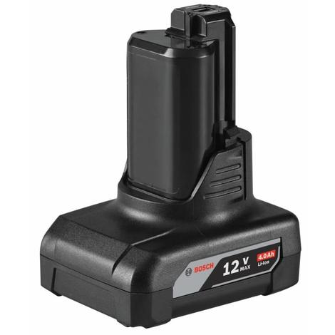 Bosch 12 V Max Lithium-Ion 4.0 Ah Battery