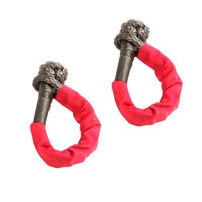 Rugged Ridge Soft Rope Shackles - 11235.52