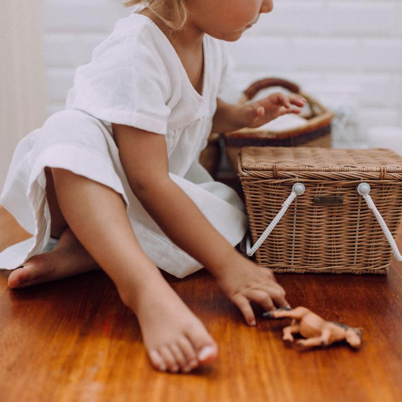 Piki Basket - Natural