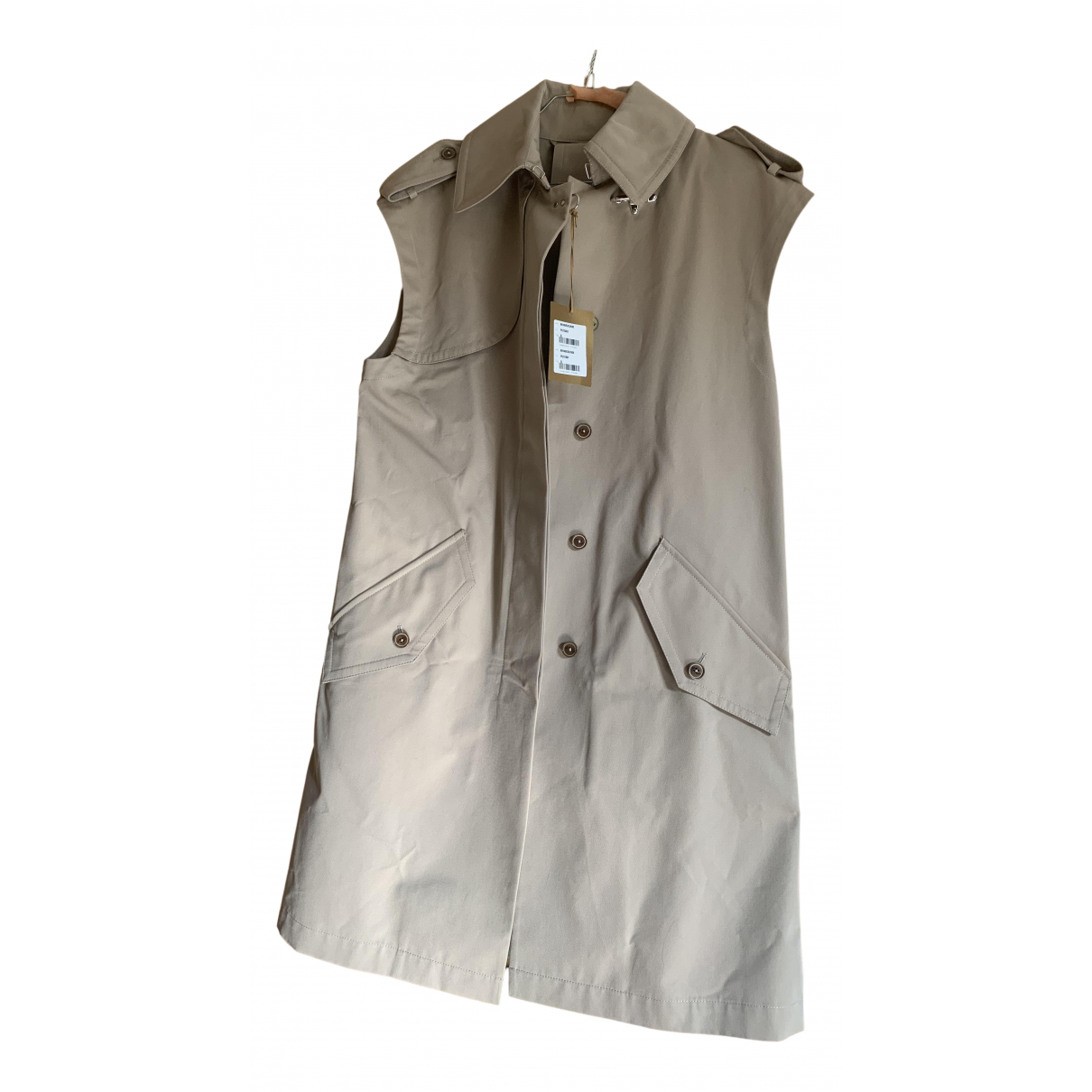 Fay N Beige Cotton Trench coat for Women S International