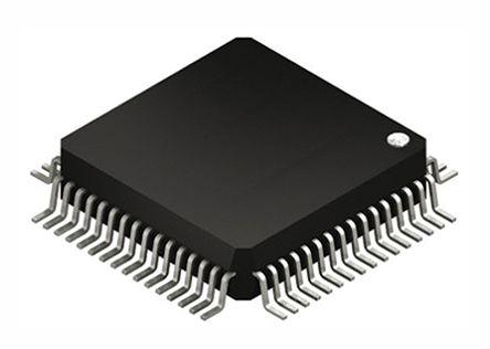 Silicon Labs C8051F021-GQ, 8bit 8051 Microcontroller, C8051F, 25MHz, 64 kB Flash, 64-Pin TQFP