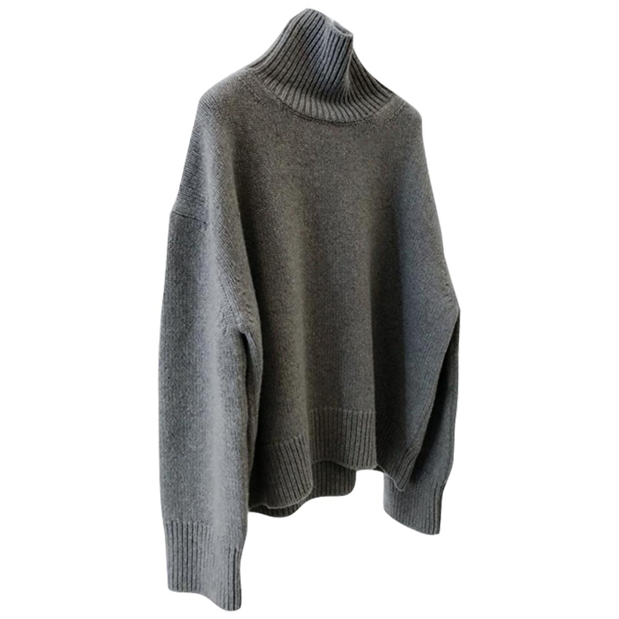 Celine \N Grey Cashmere Knitwear for Women S International