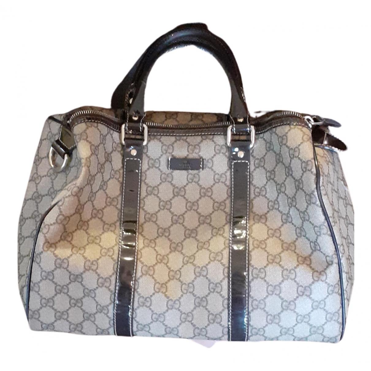 Gucci Boston Beige Cloth handbag for Women N