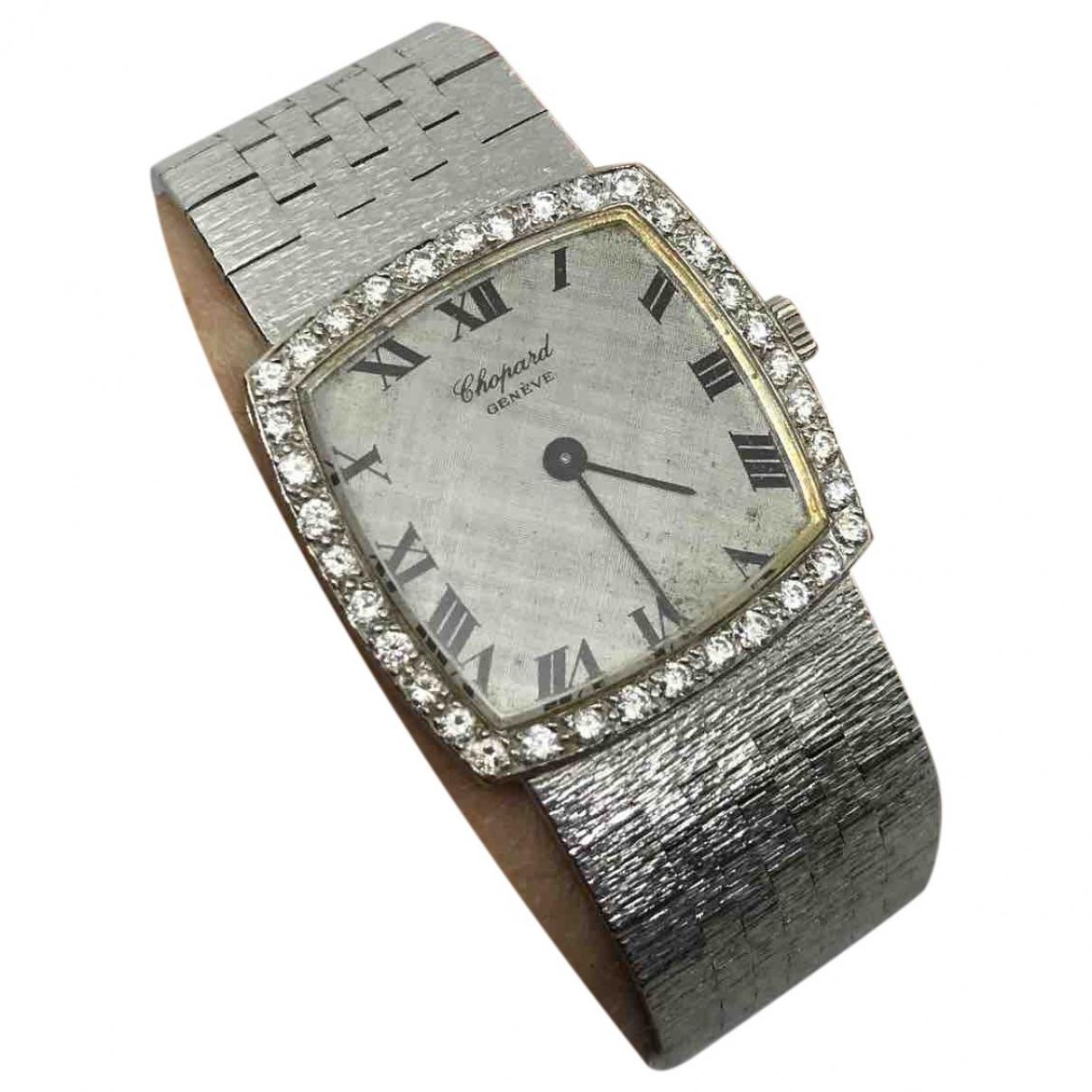 Chopard \N Uhr in  Weiss Weissgold