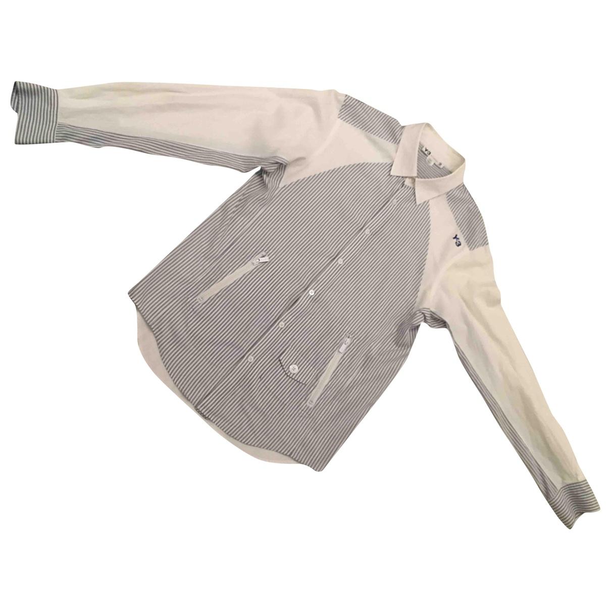 Y-3 \N Hemden in Baumwolle