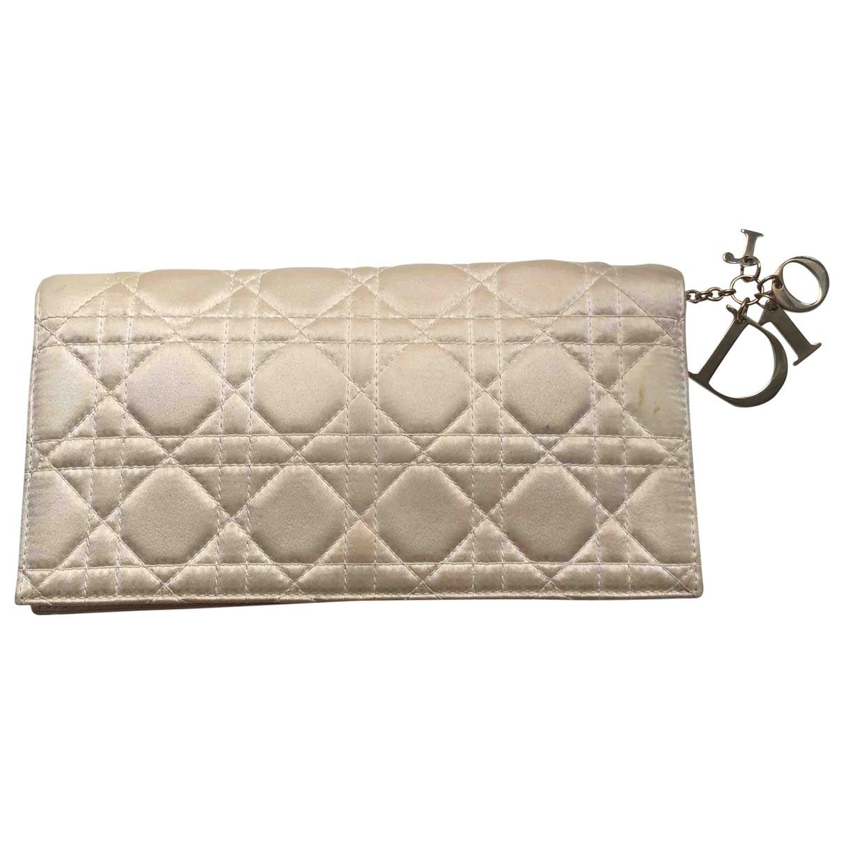 Pochette Lady Dior de Seda Dior