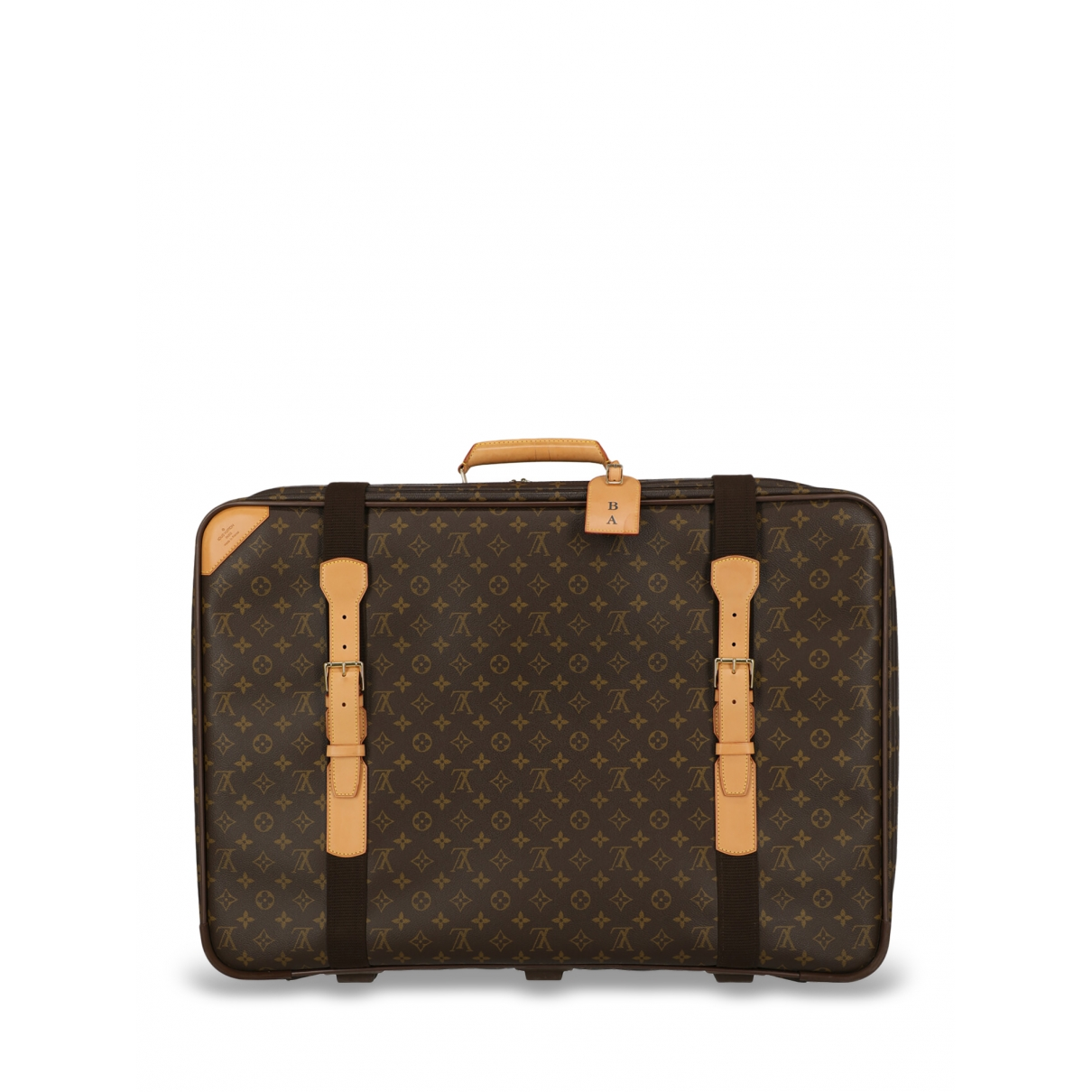 Louis Vuitton Satellite Brown Cloth Travel bag for Women \N