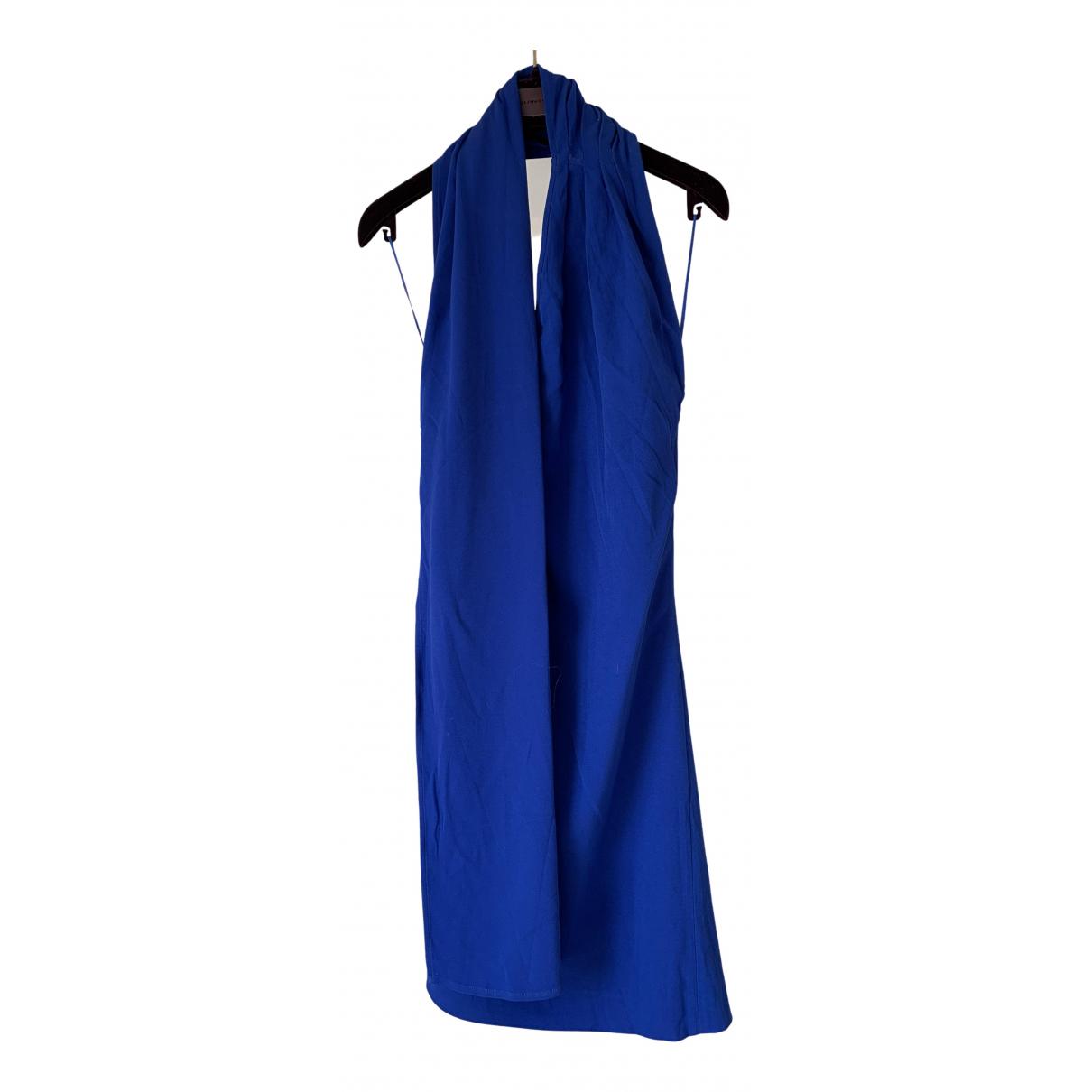 Stella Mccartney - Robe   pour femme - bleu