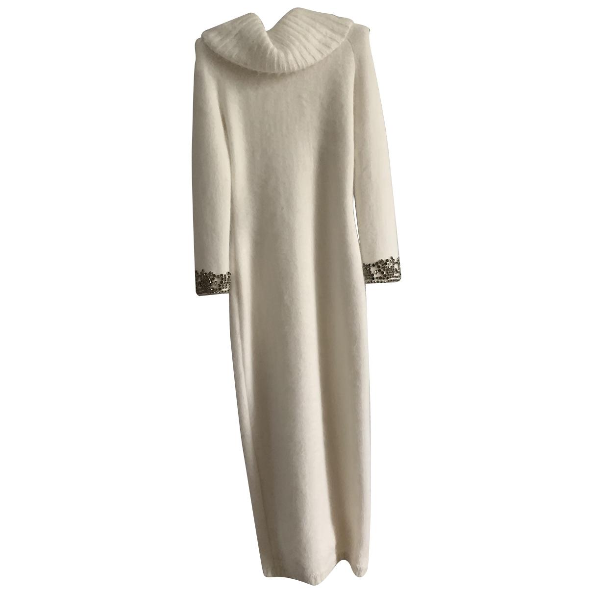 Maxi vestido de Lana Ermanno Scervino