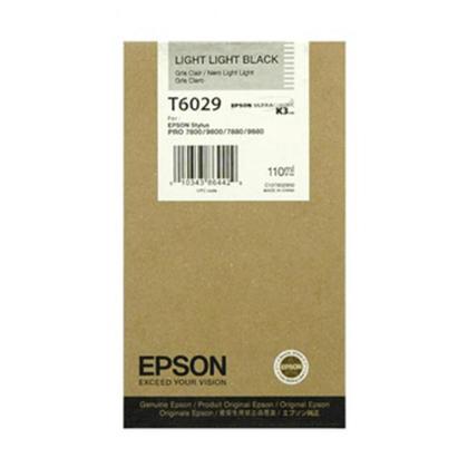 Epson T602900 Original Light Light Black Ink Cartridge