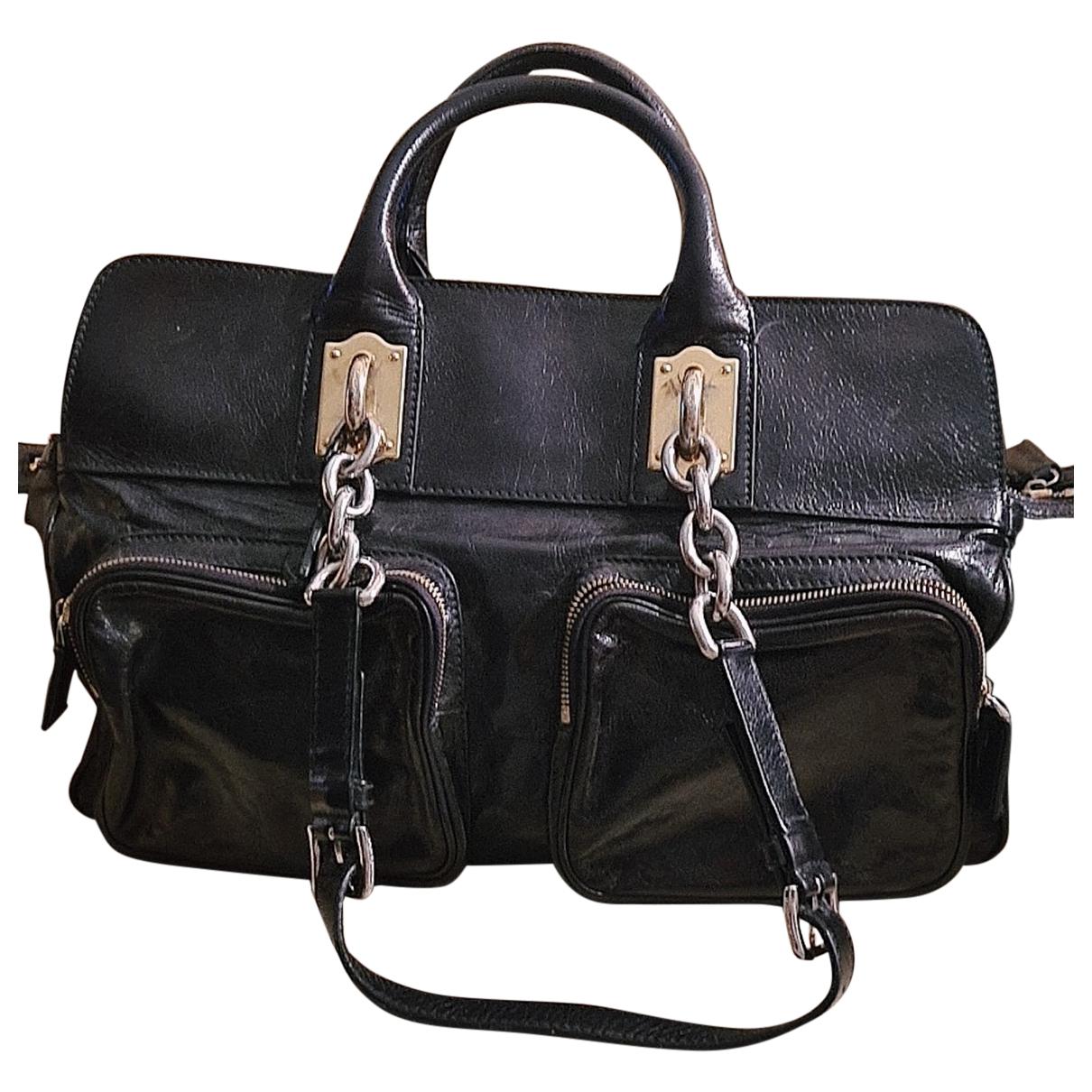 Dolce & Gabbana \N Handtasche in  Kamel Leder