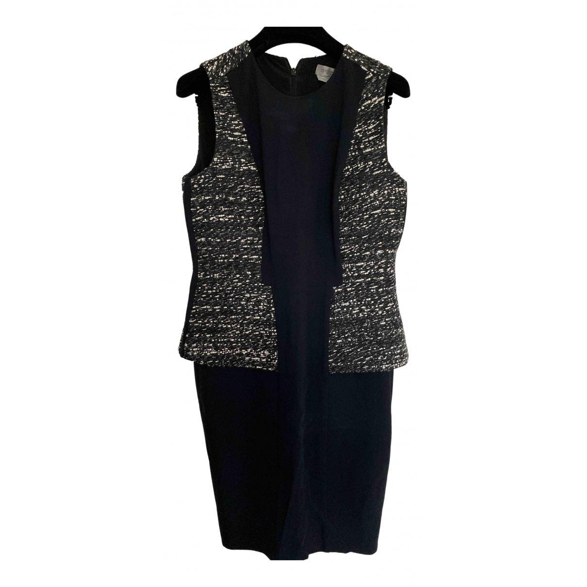 Sport Max \N Black dress for Women L International
