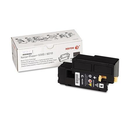 Xerox 106R01630 Original Black Toner Cartridge