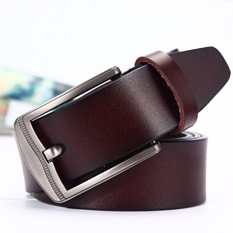 Ericdress Top Cow Leather Men's Belt