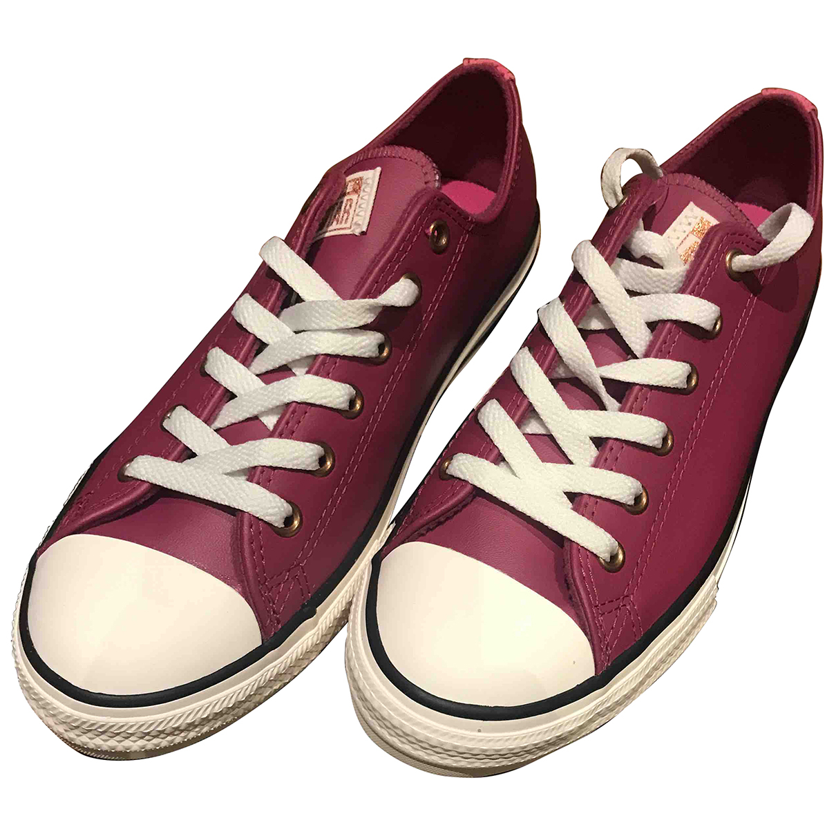 Converse \N Sneakers in  Lila Polyester