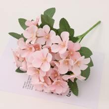 1 Strauss kuenstliche Blumen mit 5 Zweigen