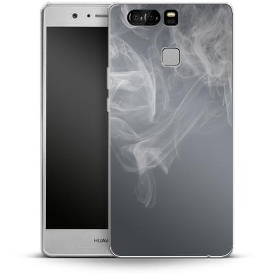 Huawei P9 Silikon Handyhuelle - Smoking von caseable Designs