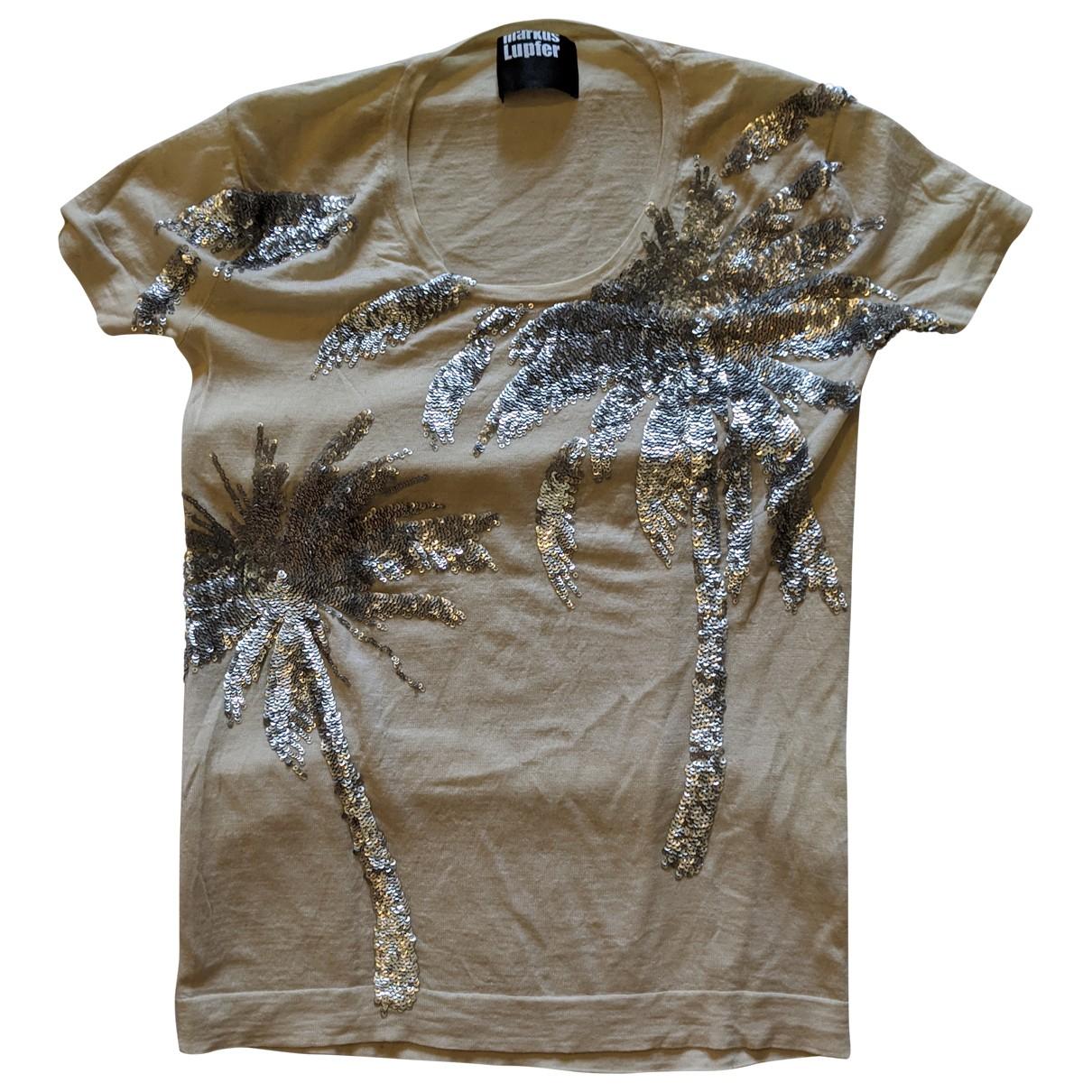 Camiseta de Lana Markus Lupfer