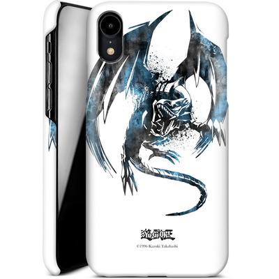 Apple iPhone XR Smartphone Huelle - Blue-Eyes White Dragon von Yu-Gi-Oh!