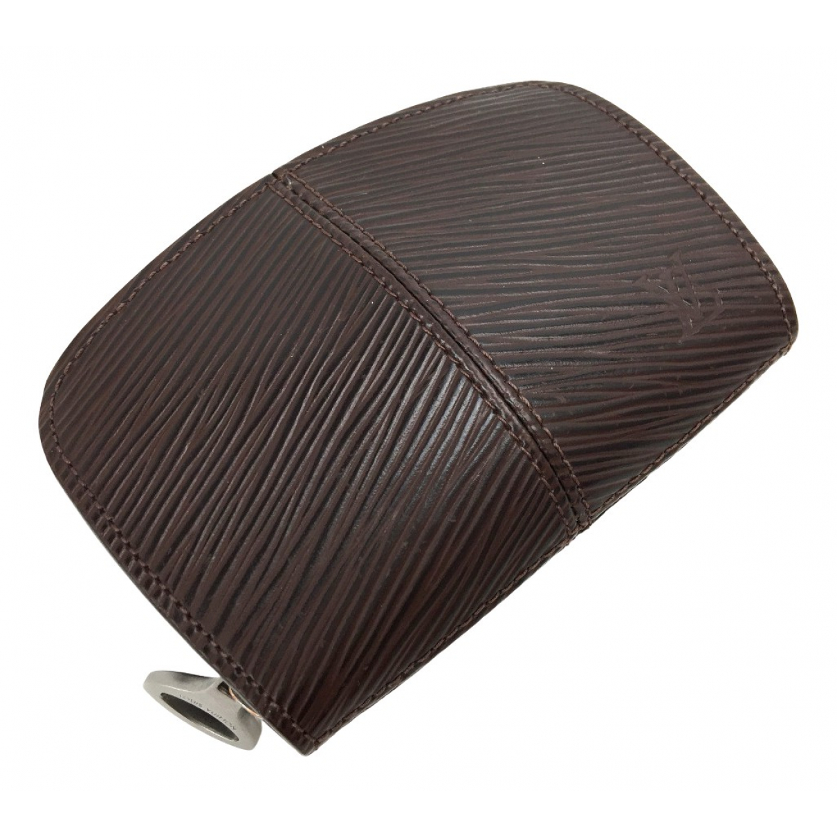 Louis Vuitton N Brown Leather Purses, wallet & cases for Women N
