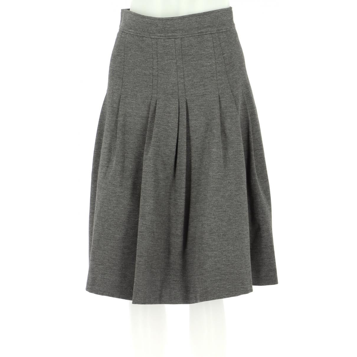 Paul & Joe Sister \N Grey skirt for Women 38 FR