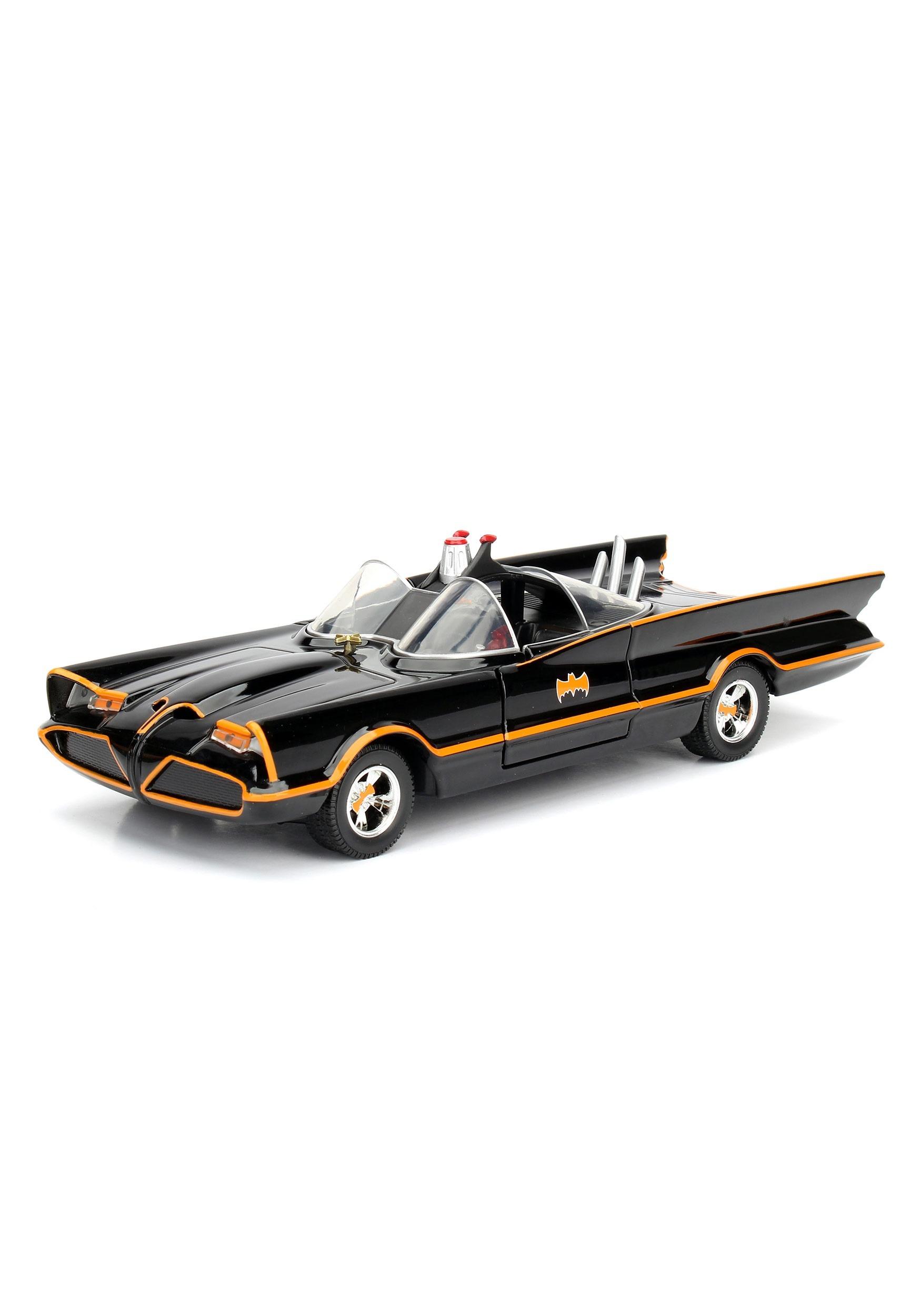 TV Classic Batman '66 1:24 Scale Batmobile