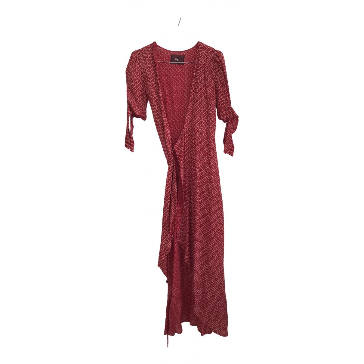 Reformation N Pink Silk dress for Women XS International
